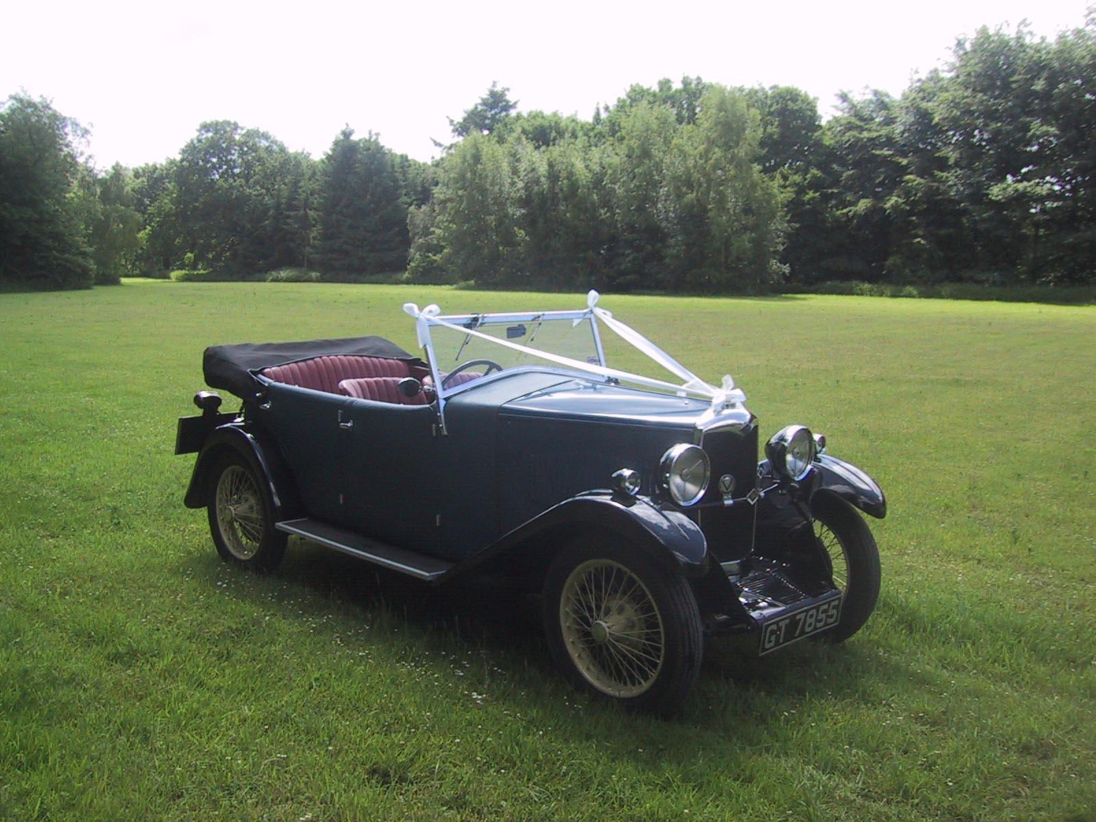 S Riley Car